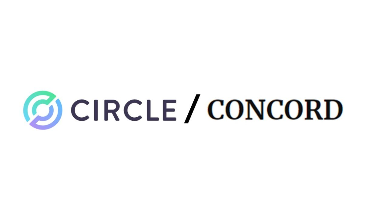 Circle and Concord, Circle will go public by a merge with blank cheque company