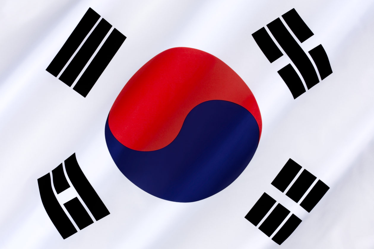 Flag of South Korea | Number of new crypto investors in South Korea plummets