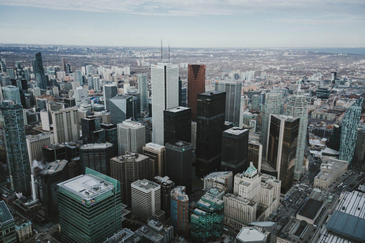 Ontario buildings