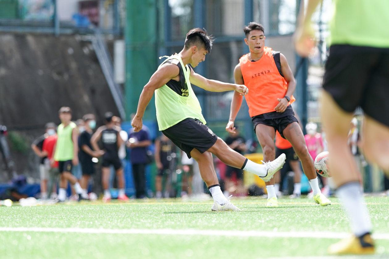 Hong Kong's Resources Capital Football Club