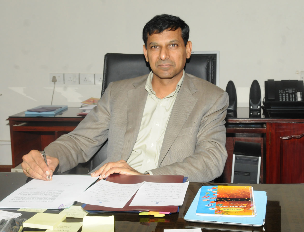 Ex-Reserve Bank of India governor Raghuram Rajan says cryptocurrencies have a potential future
