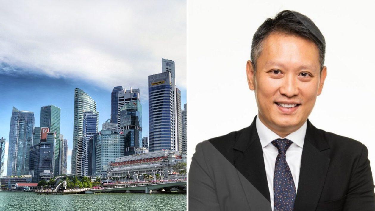 Singapore Richard Teng