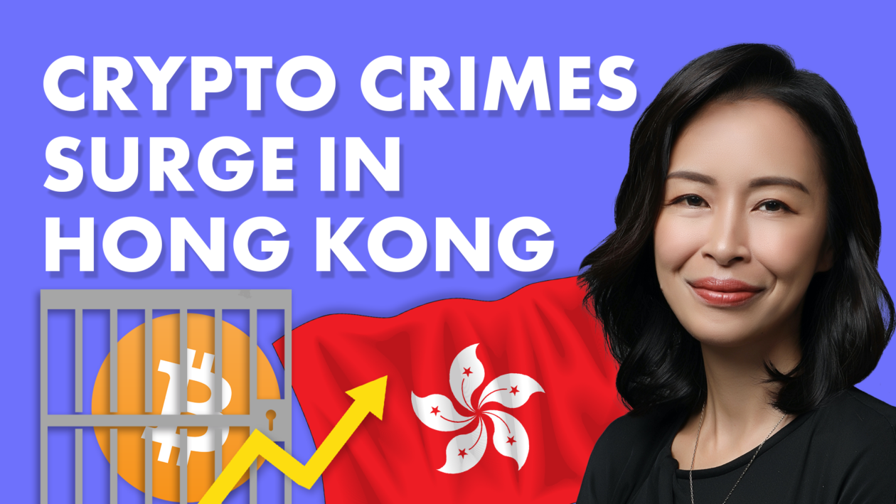Hong Kong crypto crime surges; Tencent launches NFT platform