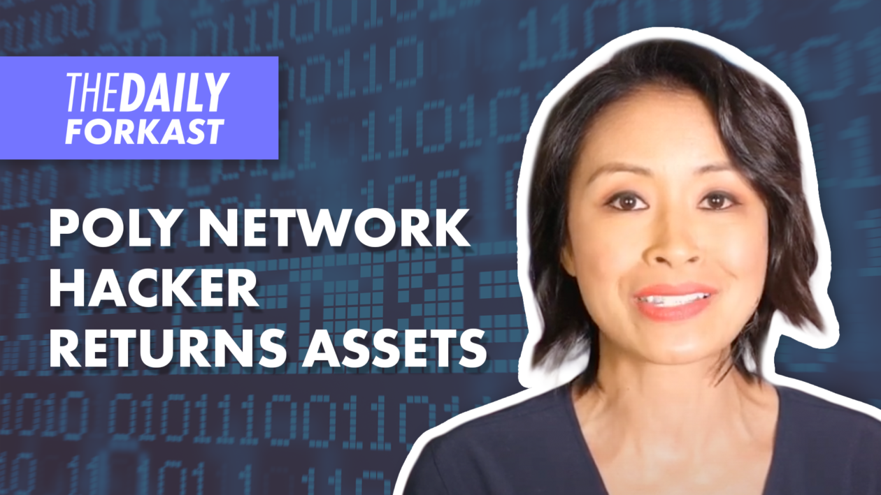 Poly Network assets returned; OKEx lists Baby Doge