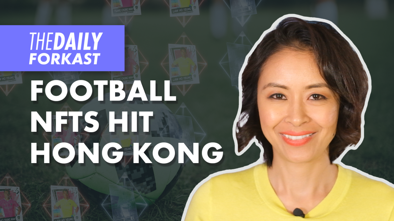 HK football team launches NFTs; Food concept offers crypto mooncakes