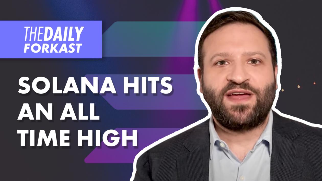Solana hits all time high: GoSats launches bitcoin reward card