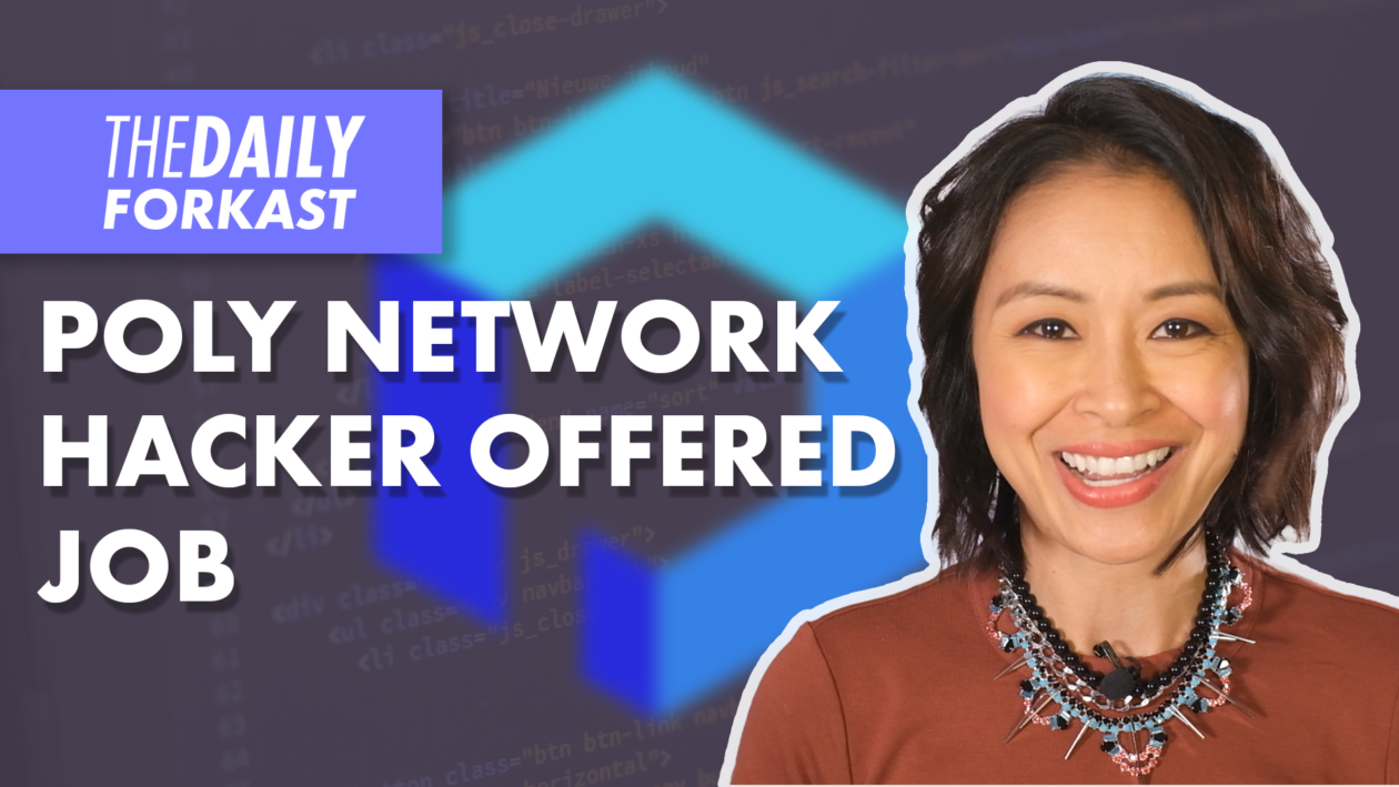Poly Network offers hacker a job meanwhile NFTs support Afghan families