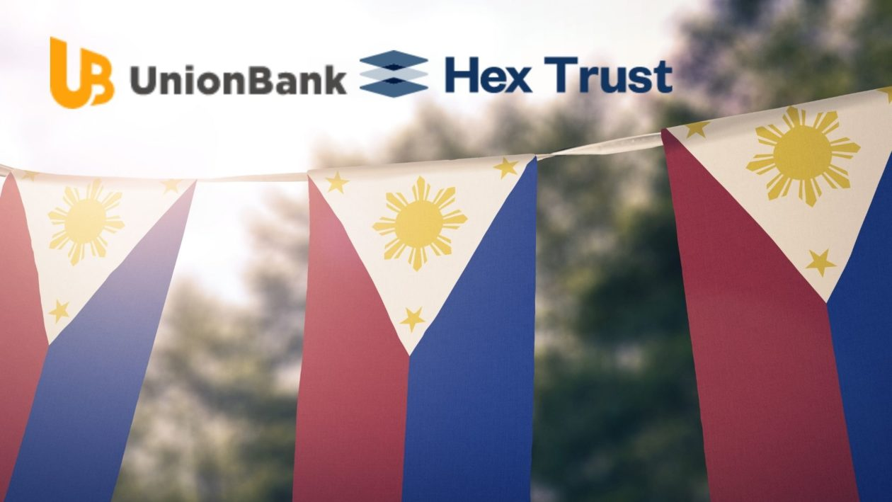 Union Bank of the Philippines partners Hex Trust to enter the digital asset ecosystem
