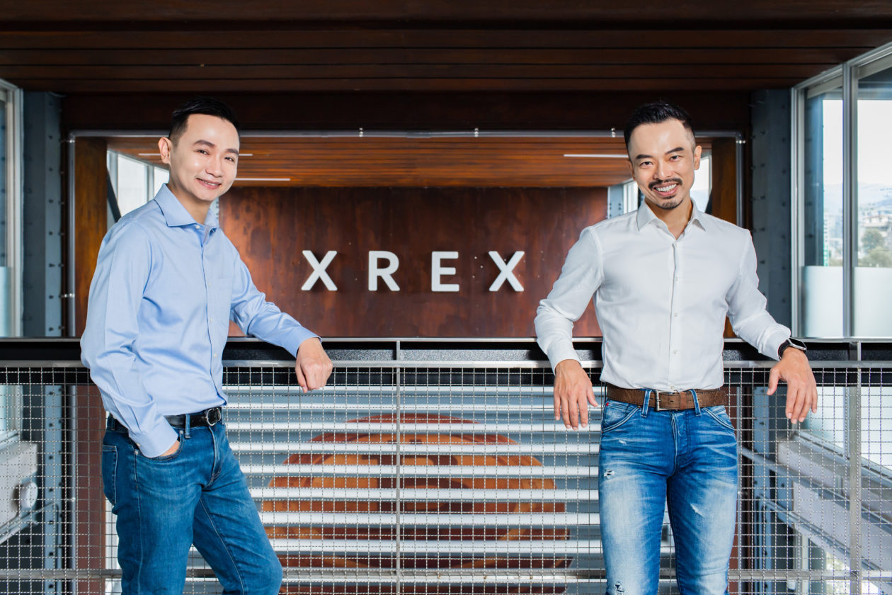 XREX co-founders