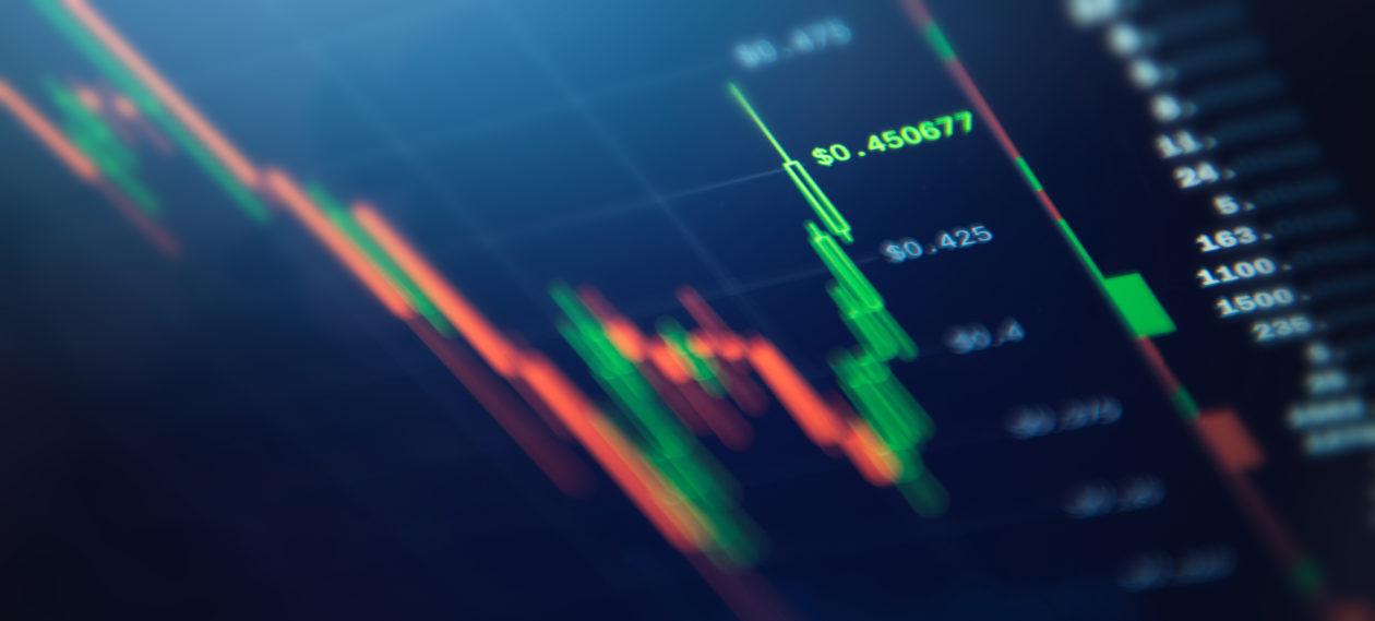 Crypto market barchart, Bitcoin, solana and cardano goes up