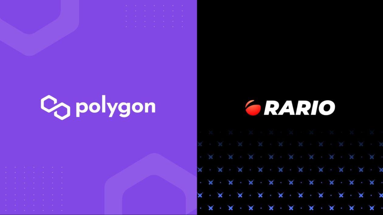 Rario integrates with Polygon