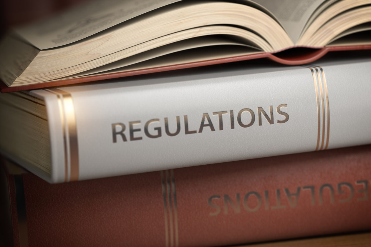 Regulations book, Hong Kong's provision on crypto asset regulation