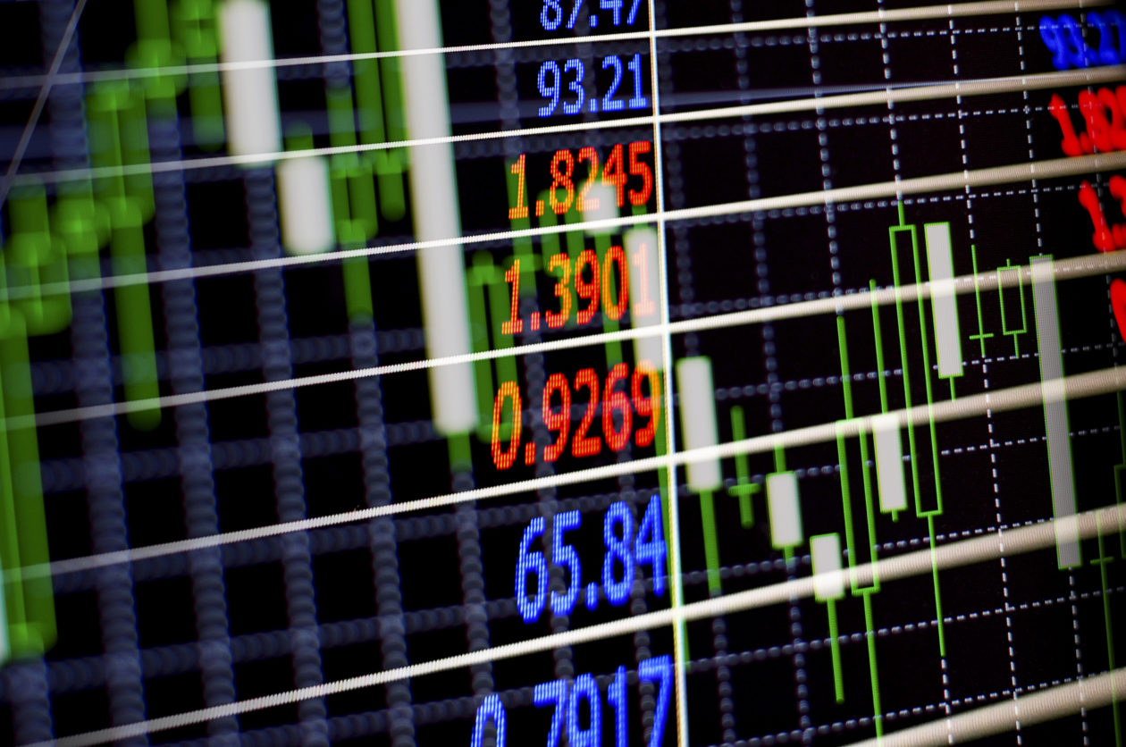 Stock exchange's browse,