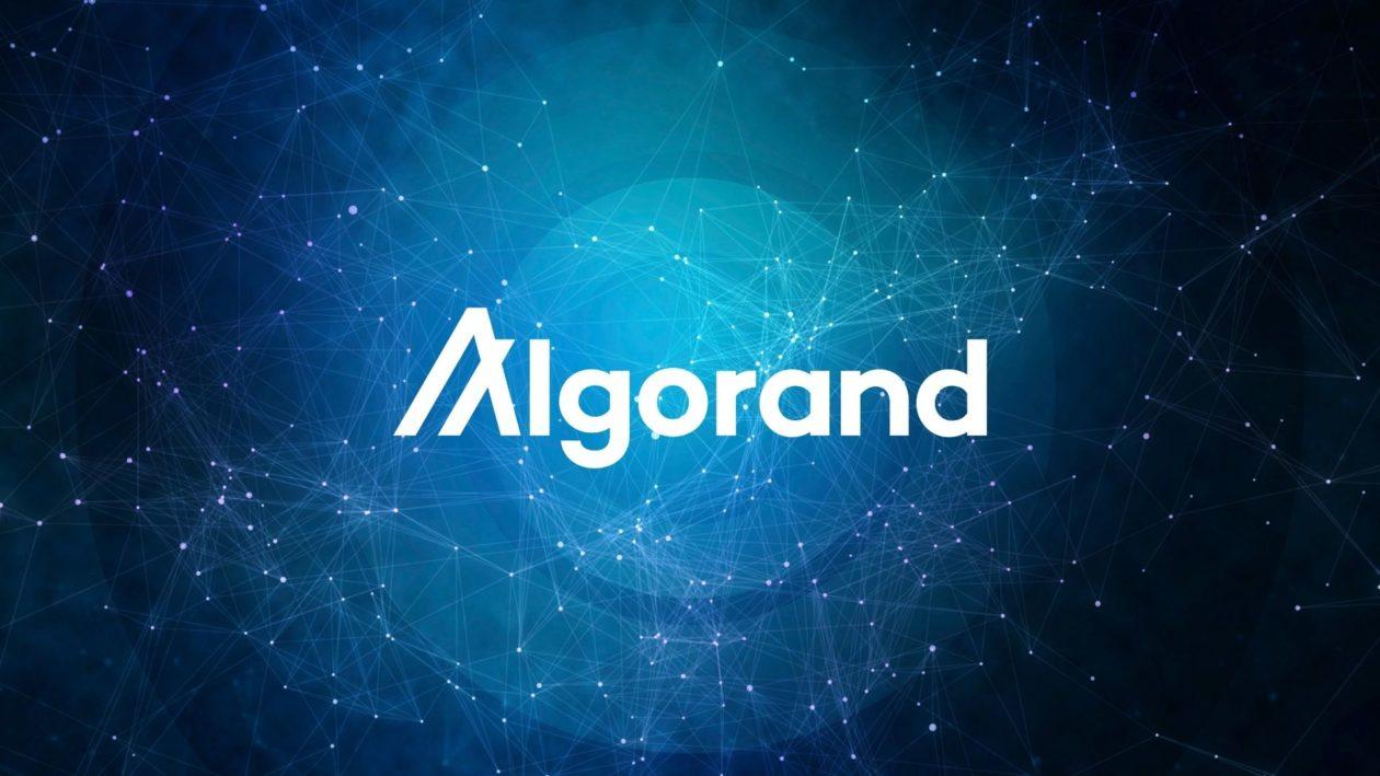 Algorand blockchain