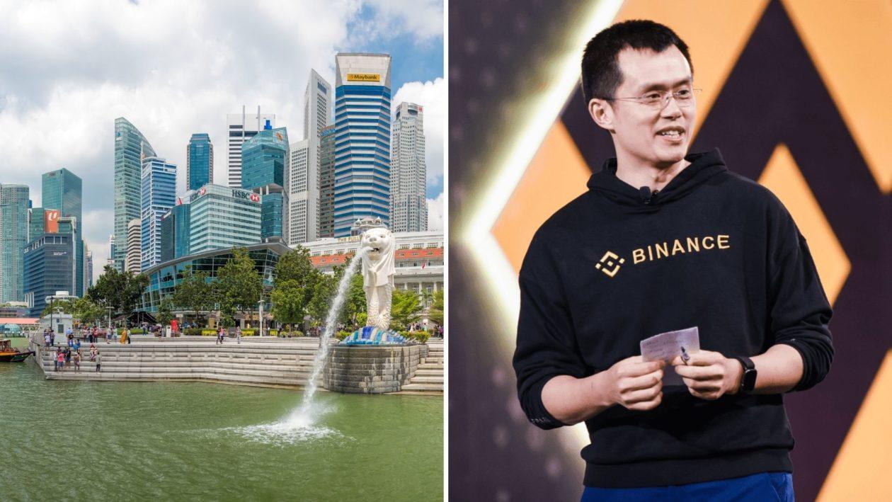 Crypto exchange CEO Changpeng Zhao