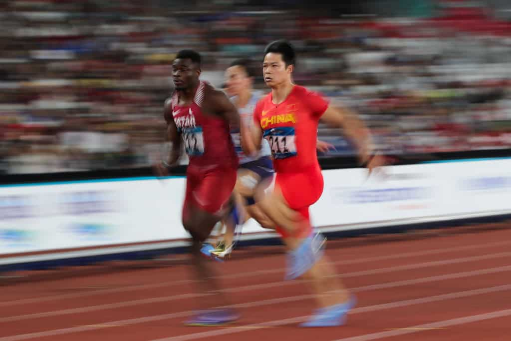 Asian Games - Day 8