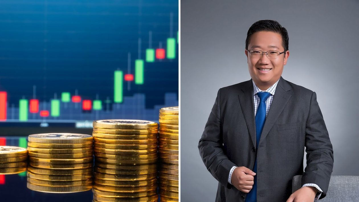 Don Guo, co-founder and CEO of Broctagon Fintech Group