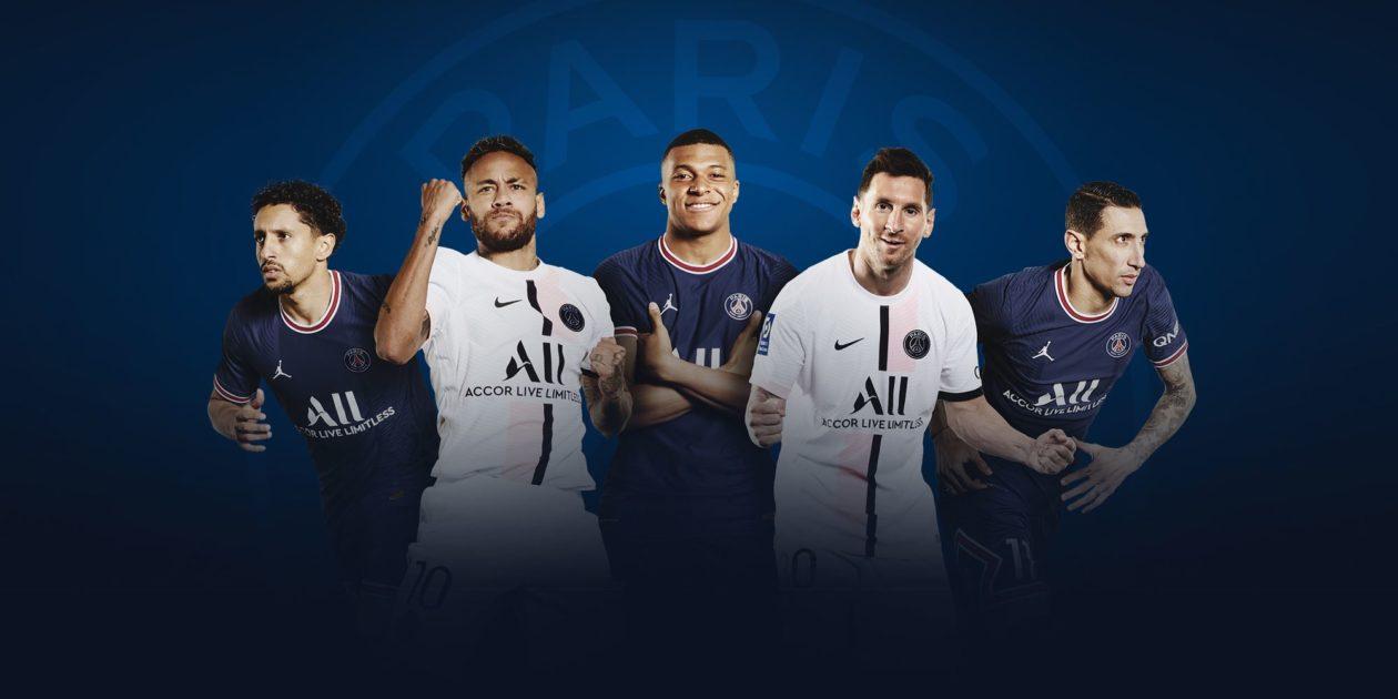 Paris Saint-Germain football club first team