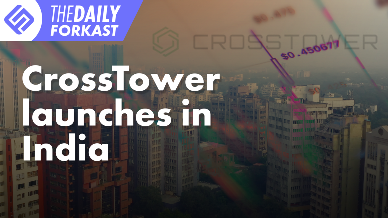 Cardano smart contracts set for Sunday: CrossTower launches in India