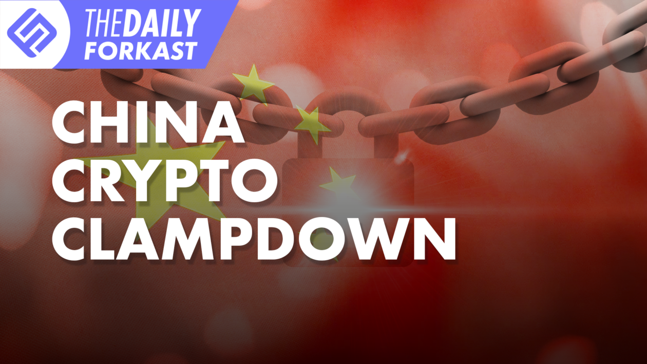 China's crypto crackdown: What it means