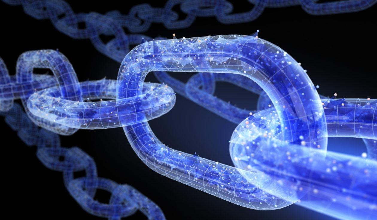 Blockchain, smart contract explainer