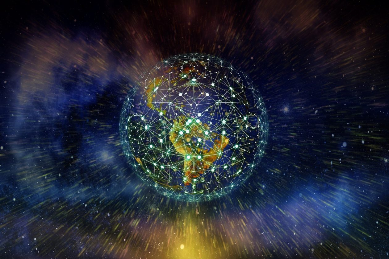 interconnected earth