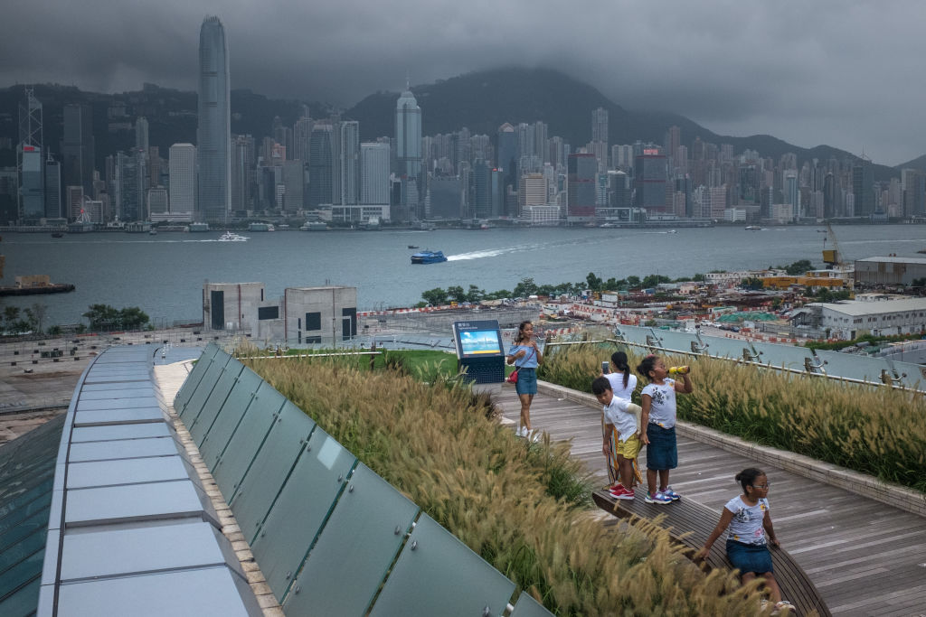 Returned But Unresolved: Hong Kong's Deepening Rift With China