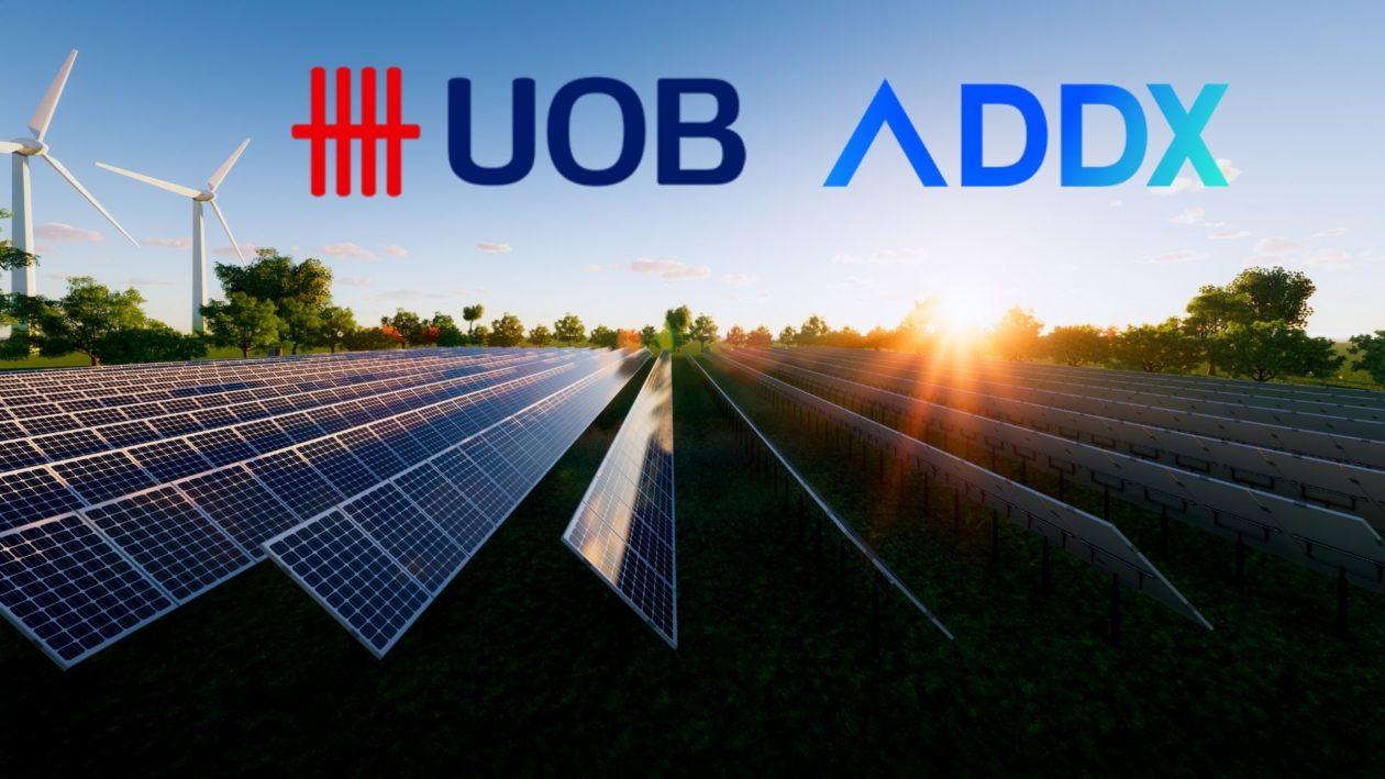 UOB and ADDX