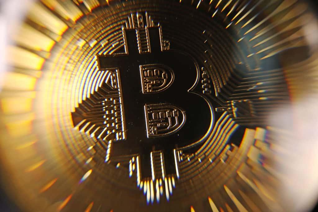 La criptomoneda Bitcoin está en auge