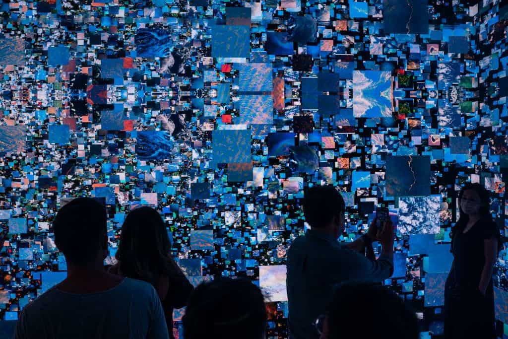 "Hong Kong Hosts Inaugural ""Digital Art Fair Asia"""