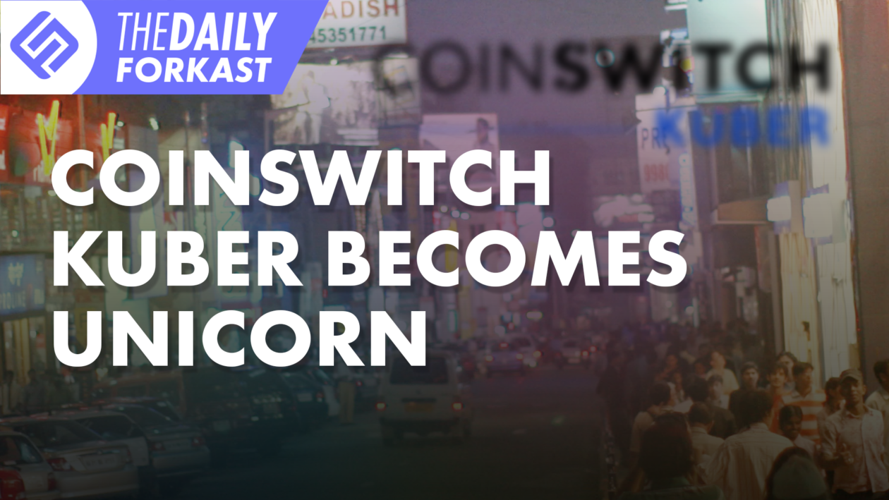 Coinswitch Kuber becomes unicorn
