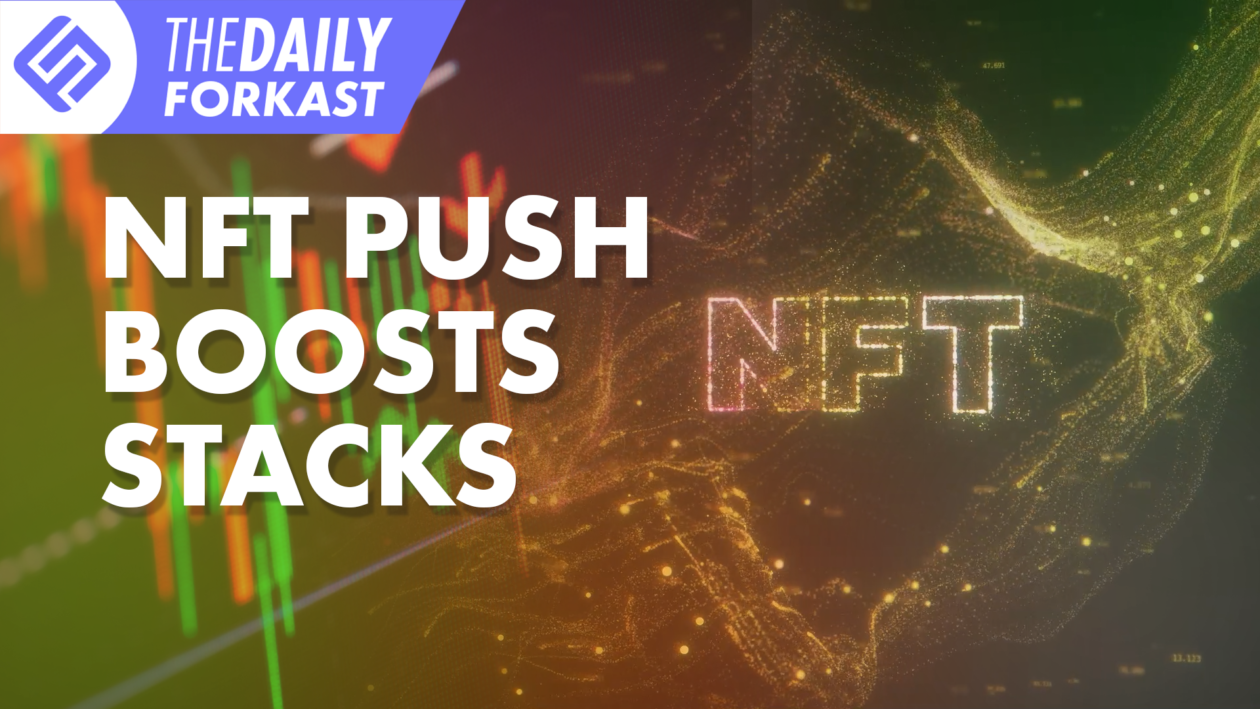 NFT Push Boosts Stacks