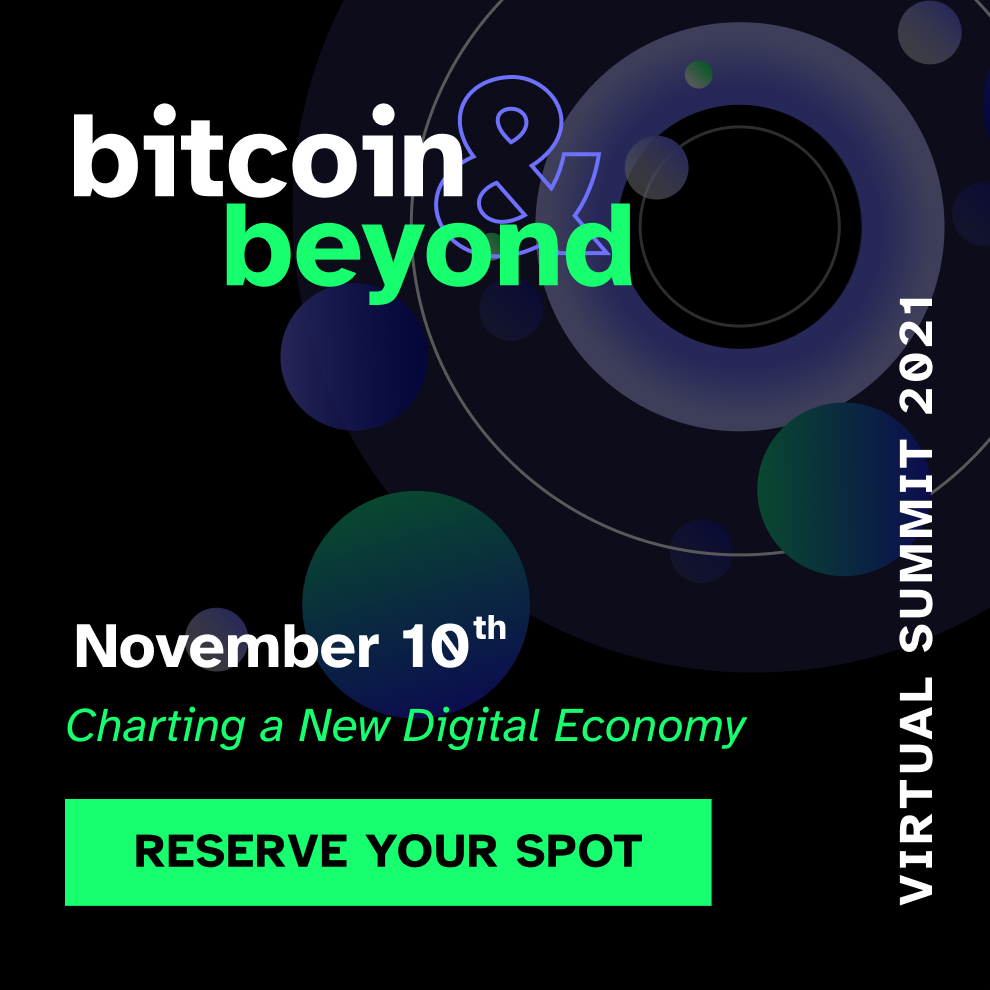 Bitcoin and Beyond 2021 summit