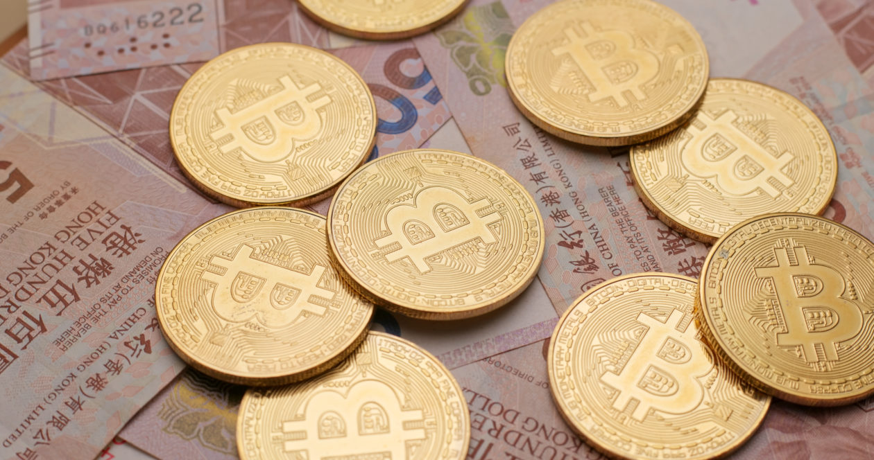 HK dollar exchange of bitcoin