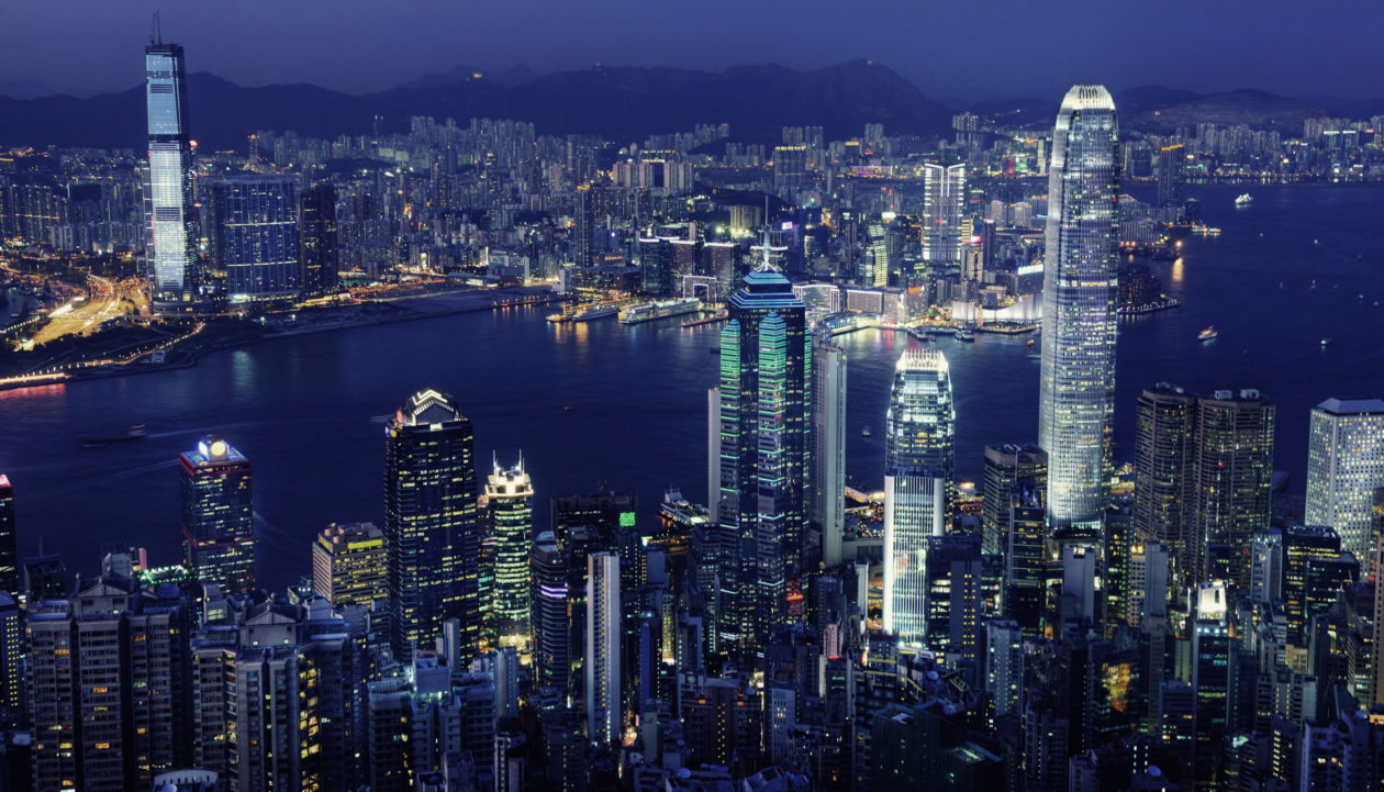 Hong Kong city scape, What is Hong Kong's future as a crypto industry hub
